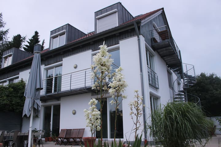 Modern house near toy fare - Schwabach - Casa