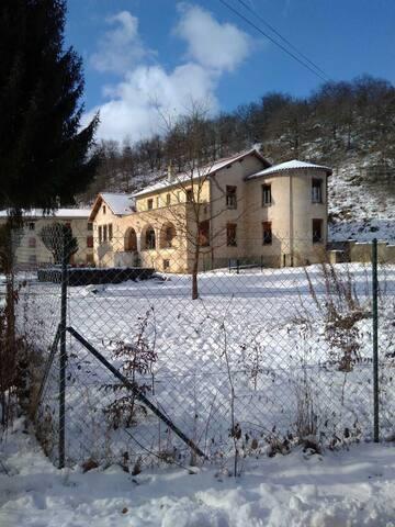 """Le Moulin de la Varenne - """"Le Parc"""" - Saint-Saturnin - B&B"""