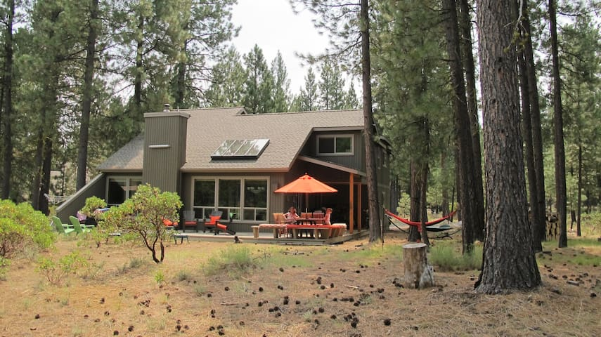 Perfect vacation home on BBR - Black Butte Ranch - Maison