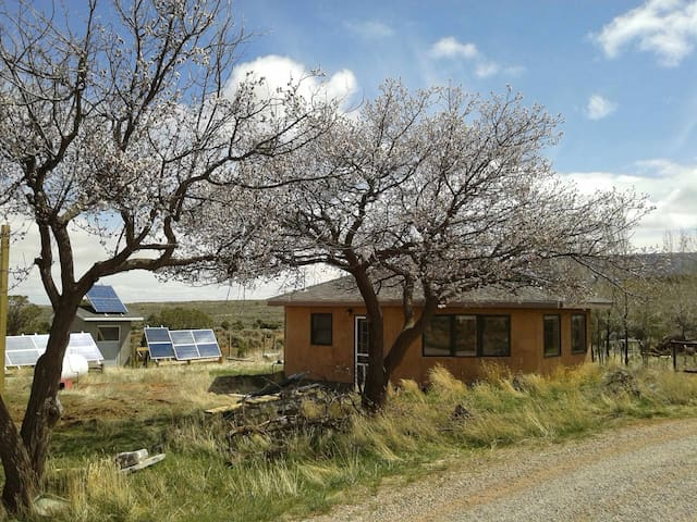 Modern Hogan on Navajo Reservation - Red Valley - Other