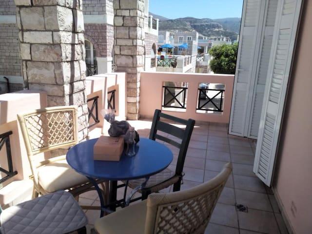 Syrah Room in Dionysos Village in Crete - sitia  - Casa