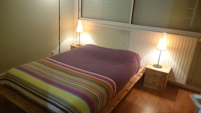 Bedroom in safe/quiet place - Dreux - Vernouillet - Daire
