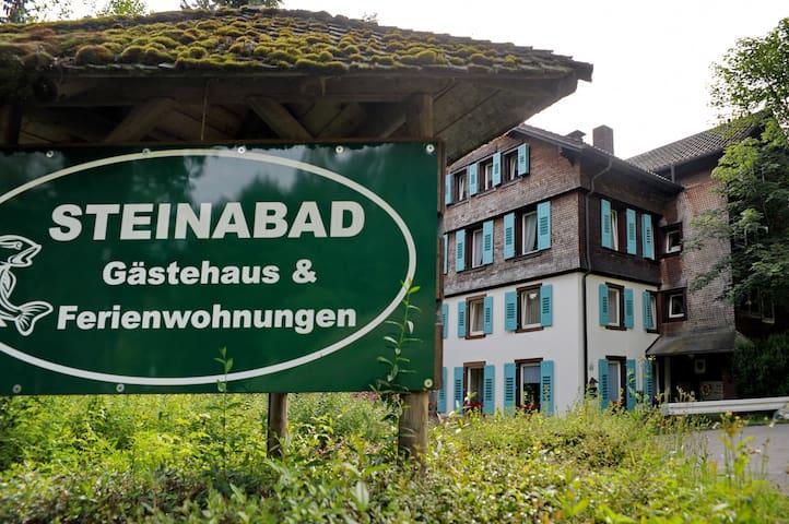 House at the river Steina - Bonndorf - Condomínio