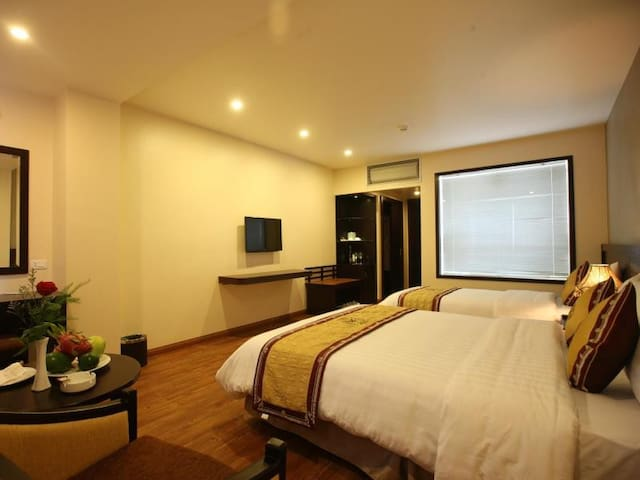 Best 3 star hotel room near by Binh Harbour - Hai Phong - Overig