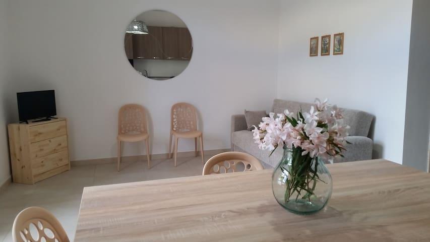Oleander House - sea and relax-apartment 3 - Monti D'arena-bosco Caggione - Hus