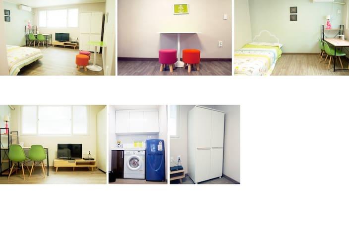 CLEAN & NEW THE BEST IN TAEJON - Taejon - Leilighet
