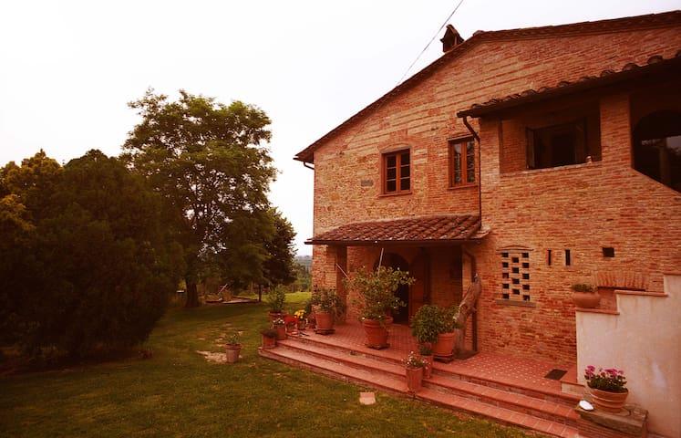 Casa M.E.A.   Cusignano, San Miniato Pi - Cusignano - 公寓