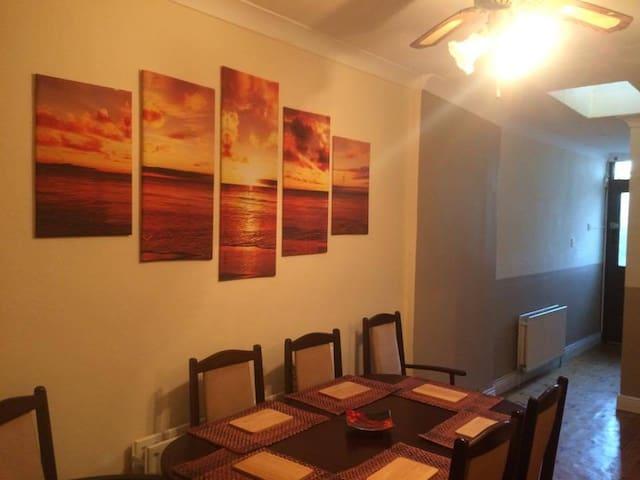 Double Room, Ideal location - Shannon - Řadový dům