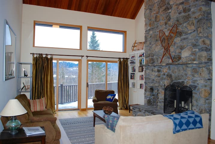 Cannon Mountain House with Stunning Views! - Sugar Hill - Hus