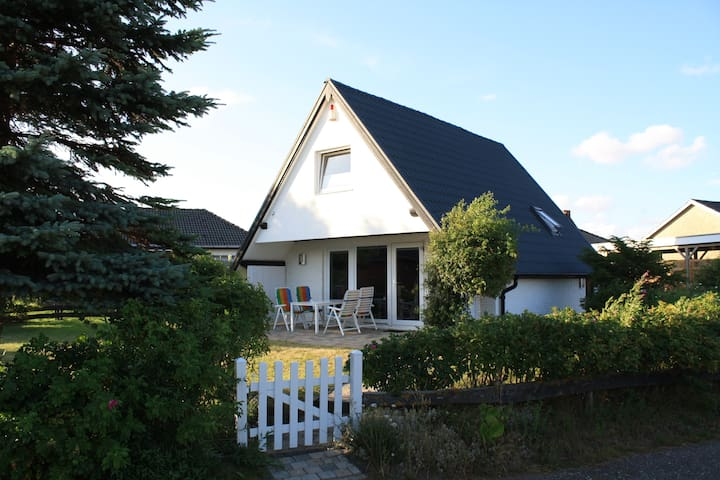 Dat witte Hus - Nordstrand - Hus