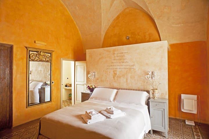Venere suite,w\pool,breakfast,garden&all comforts - Diso - Bed & Breakfast