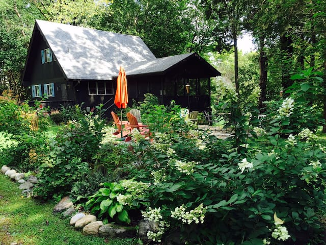 Cozy cabin in the Hudson Valley! - Germantown - Cabane