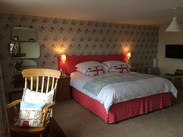 Pickersgill Manor Farm Airedale Room - Silsden