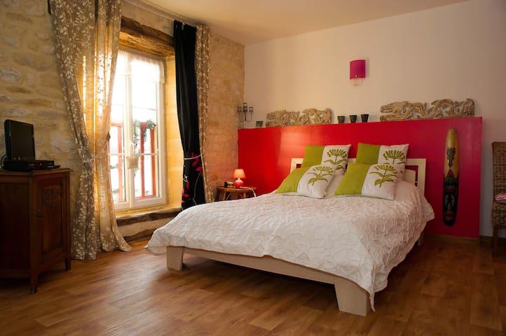 Les MIRABELLES chambres d hôtes ARDENNES 3 clés - Marquigny - Hospedaria