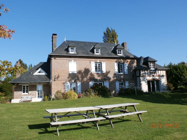 """Chambre en bord de Seine """"Une Parenthèse"""" - Yville-sur-Seine - Bed & Breakfast"""