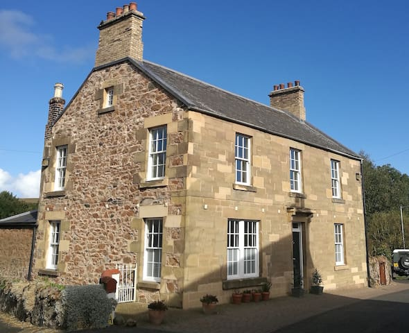 Beech House, Coldingham - Coldingham - Дом