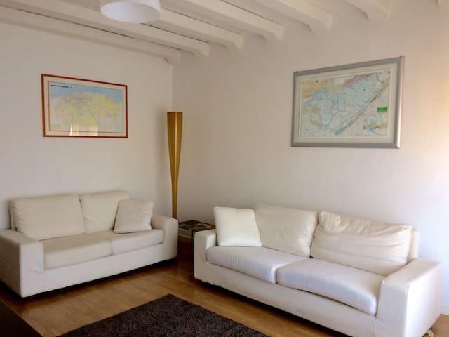 Bright and spacious apartment - Bassano del Grappa - Apartamento