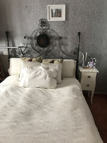 Dormitorio 5minutos playa,wifi. - Lepe - Appartement