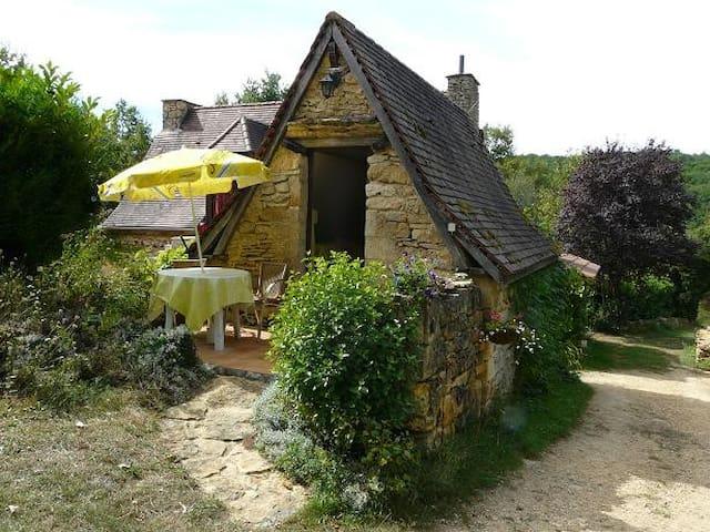 Studio en campagne proche de Sarlat - Saint-André-d'Allas - Ev