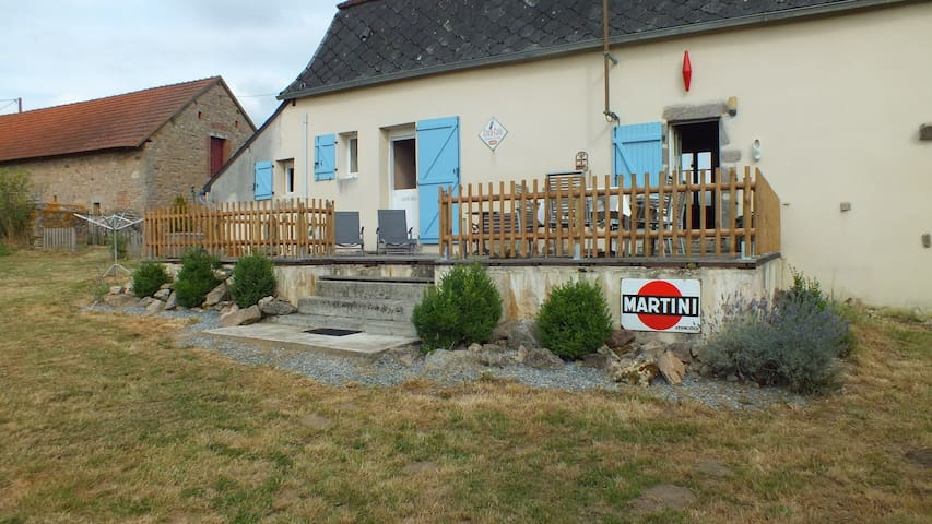 La vieille auberge Barnaut 2-4 pers - Marly-sous-Issy - Ev