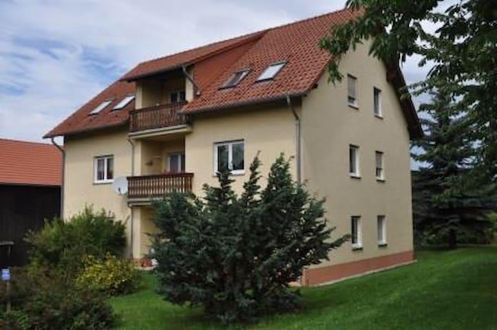 Apartment mit Miniküche - Mittweida - Apto. en complejo residencial