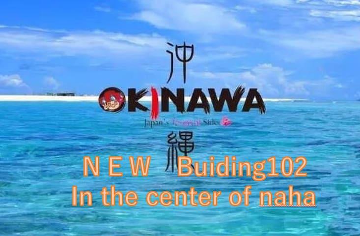 New apartment near from Onoyama Park Room102 - Naha - Huoneisto
