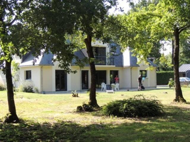 2 chambres maison calme en lisière de bois - Angers - Lägenhet
