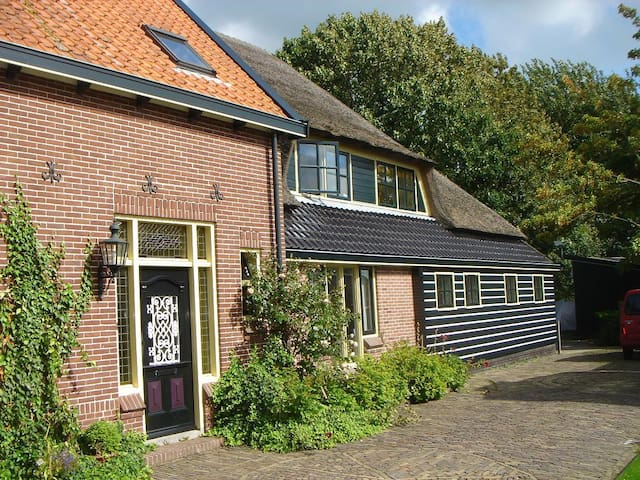 B&B Oude Niedorp - Oude Niedorp - 家庭式旅館