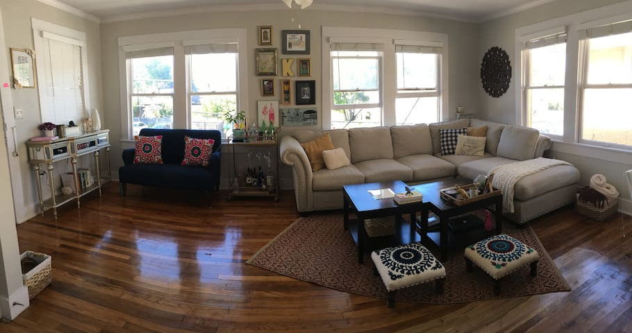 Charming apartment in Historic Fairmount - Fort Worth - Huoneisto