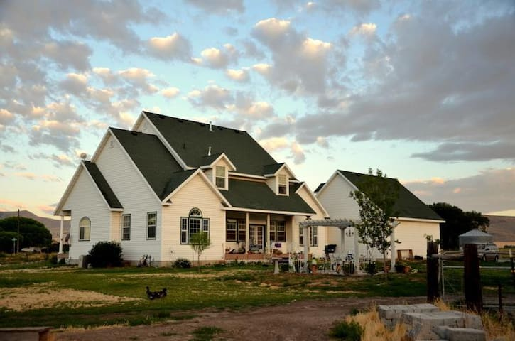 Victorian Farm  Guest Suite - Bothwell - 獨棟