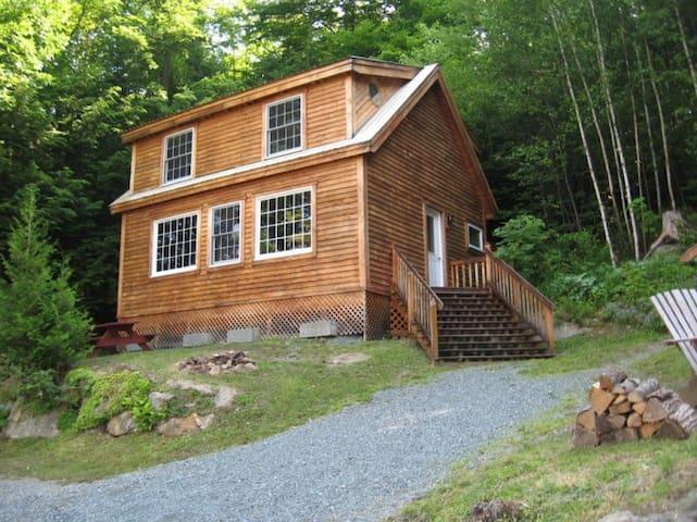 Cabin 7: Hillside - Barnet - Kabin