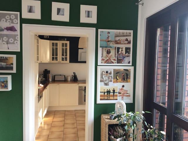 Appartement im schönen Kurviertel - Кассель - Квартира