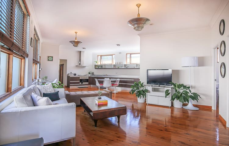 Mexican oasis close to airport/city - Arncliffe - Hus