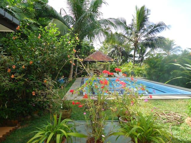 quiet location close to beaches - Bentota - Bed & Breakfast
