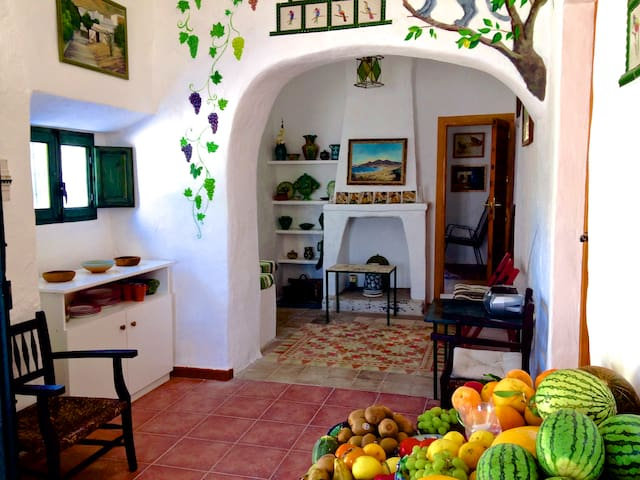 Apartment in Traditional Cortijo - Almería - Daire