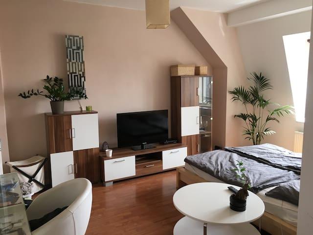 Schönes Apartment im Szeneviertel - Dresden - Apartamento