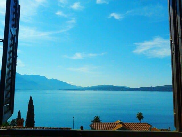 Amazing view on the bay, for you! - Bijela, Herceg Novi - Rumah