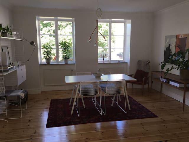 Lägenhet mitt i medeltida Visby - 維斯比(Visby) - 公寓