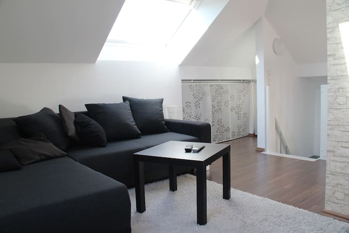 Tolles Zimmer inkl. eigenem Bad - Gescher - Appartement en résidence