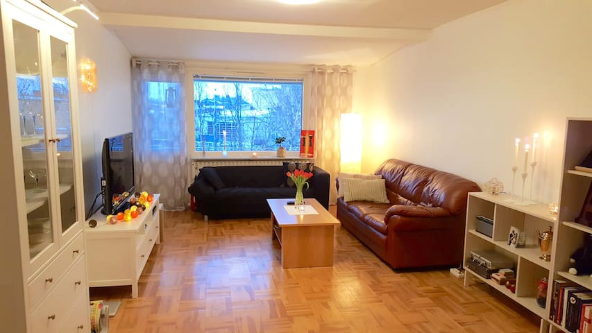Room for You in the heart of Umeå! - Umeå - Daire