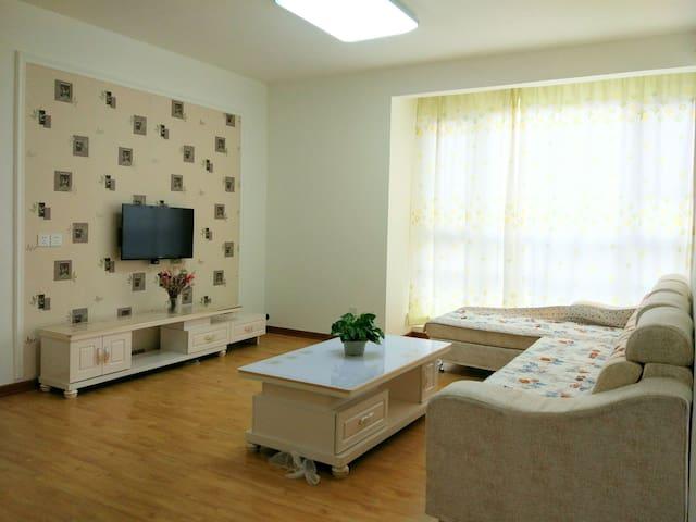 沸腾碧山临海3室2厅2卫公寓 - Rizhao - Apartamento