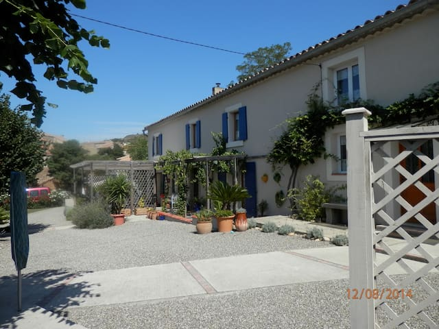 Holiday Gite at Maison de Laura - Salsigne