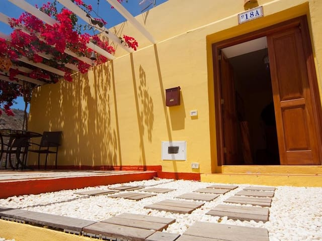 Casa Rural Lili.  WIFI.   - Vallehermoso - Hus