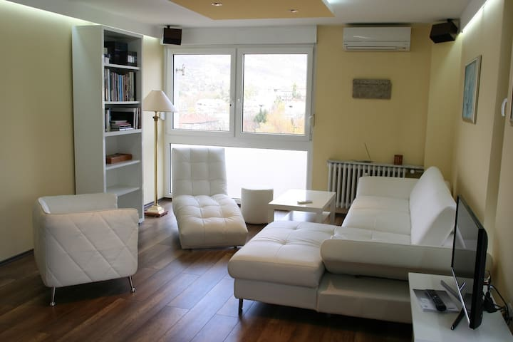 1A7 WEST SIDE - ZAGREB APARTMENTS - Zagreb - Leilighet