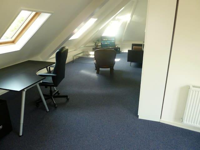 Beautiful apartment near Amsterdam - Laren - Departamento