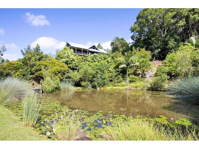 Secluded, views to Cabarita Beach - Farrants Hill - Apartment