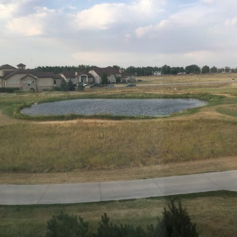 Frequent flyers, sports & golf fans - Commerce City - Huis