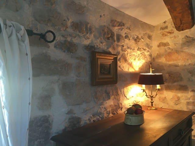 Bright and spacious loft in sunny Ampus, Provence. - Ampus - Loft