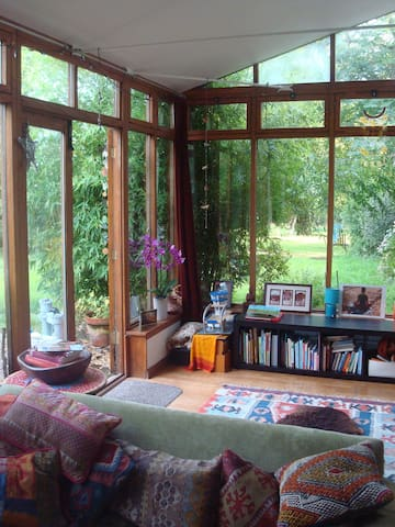 Beautiful cosy countryside flat - Laughton - Casa