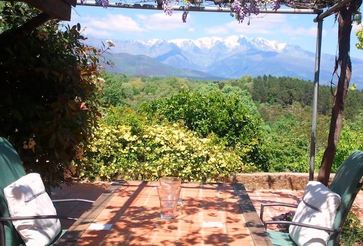 Charming Cottage + Incredible view - Villanueva de la Vera